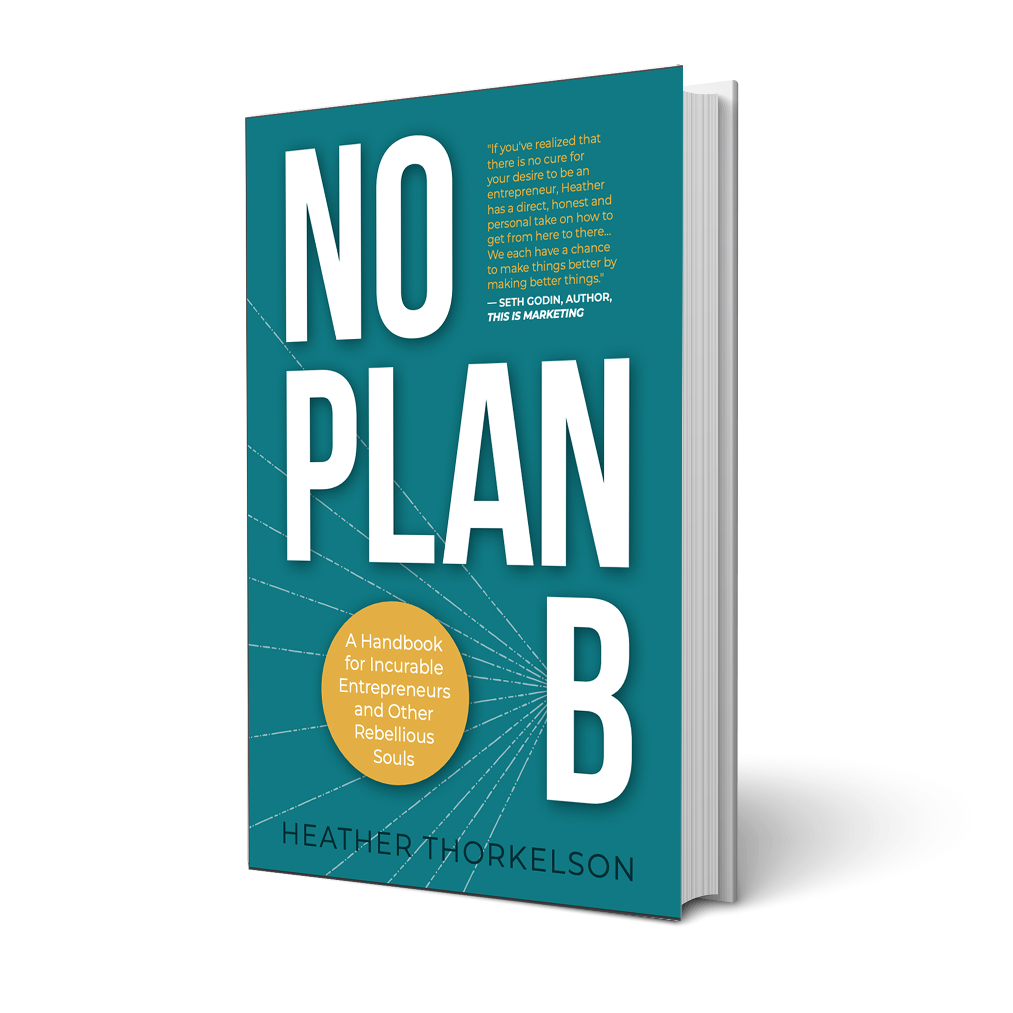 No Plan B book image
